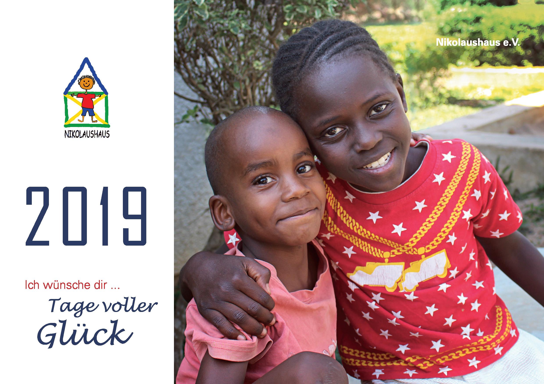 Kalender 2019 guter ZWeck Afrika
