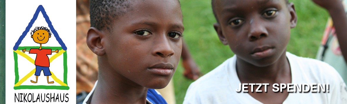 Nikolaushaus Afrika, Tansania, Spenden